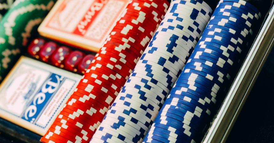 เข้าสู่ Texas Hold'em