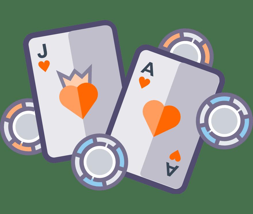 เล่นแบล็คแจ็คสดออนไลน์ - คาสิโนยอดนิยมในปี 2021