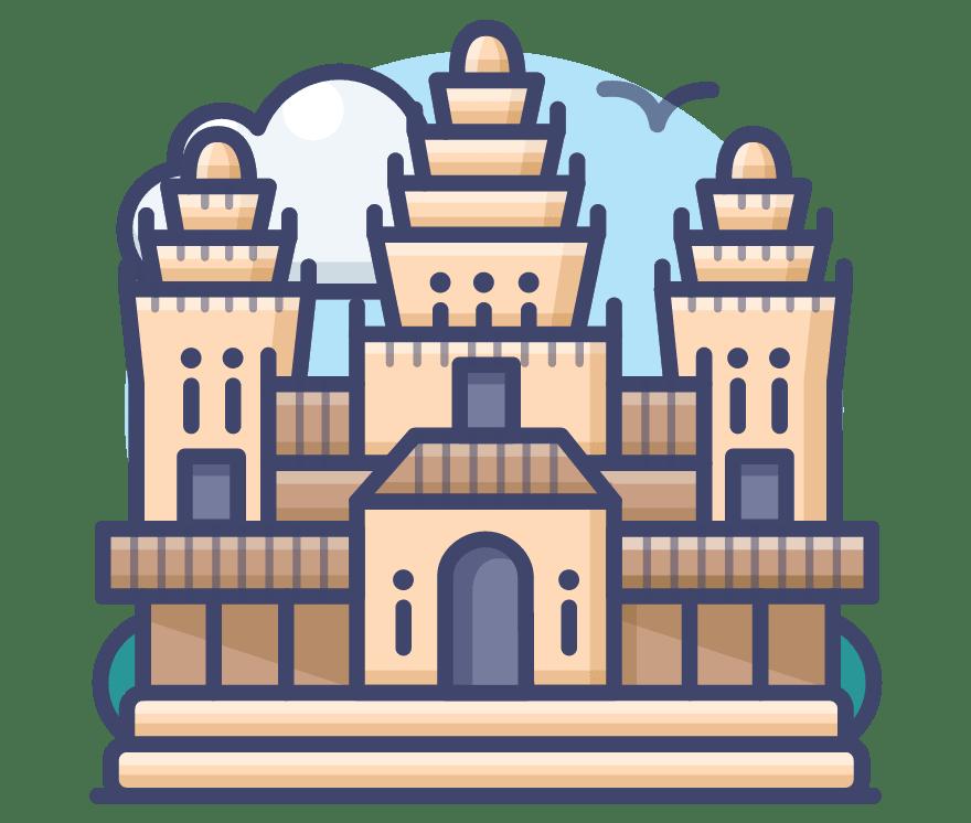 25 คาสิโนสด ที่ดีที่สุดใน กัมพูชา 2021