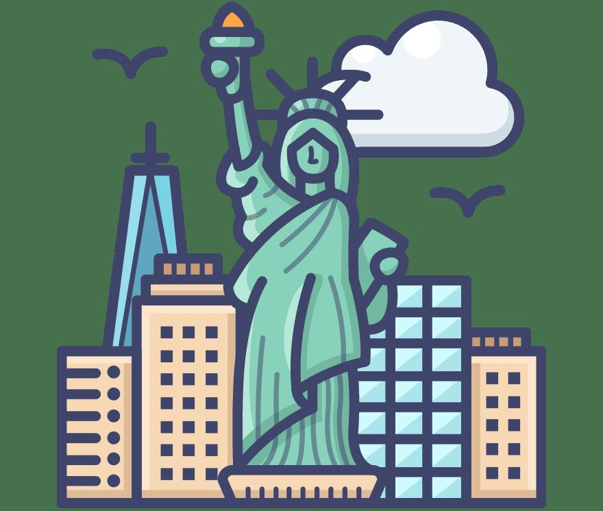 17 คาสิโนสด ที่ดีที่สุดใน สหรัฐอเมริกา 2021