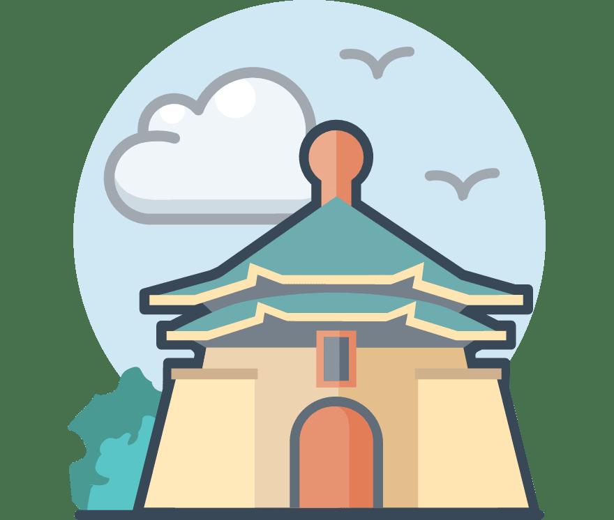 10 คาสิโนสด ที่ดีที่สุดใน ไต้หวัน 2021