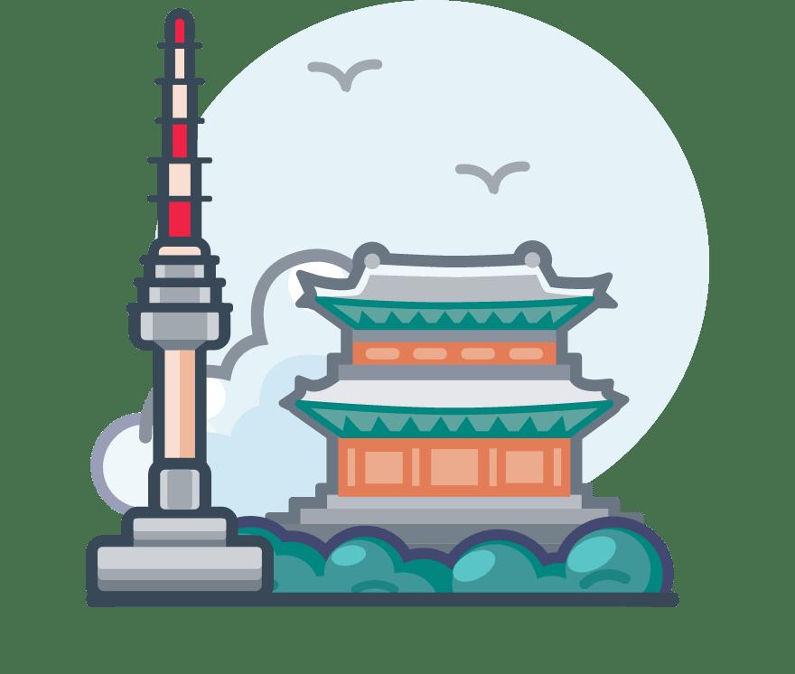 31 คาสิโนสด ที่ดีที่สุดใน เกาหลีใต้ 2021