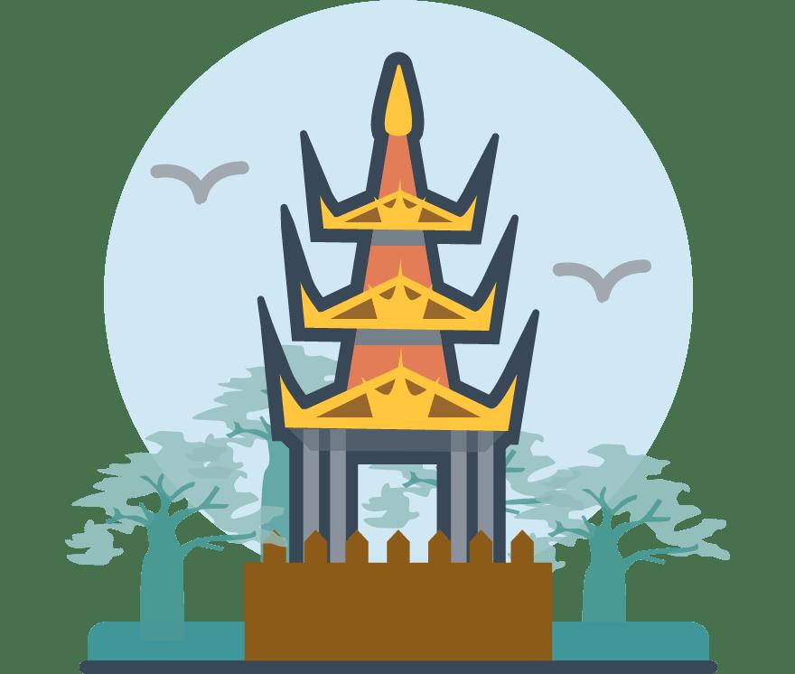 23 คาสิโนสด ที่ดีที่สุดใน เมียนมาร์ (พม่า) 2021
